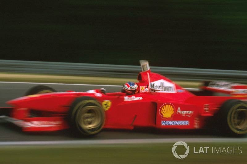 17. Hungría 1997, Ferrari F310B
