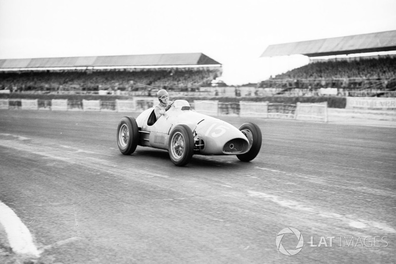 1952: Alberto Ascari, Ferrari 500