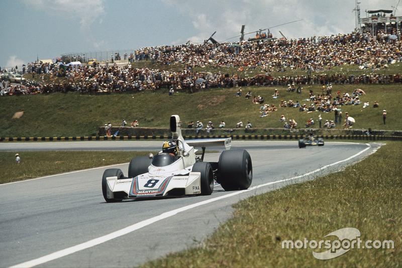 Carlos Pace (Brabham) - GP Brésil 1975