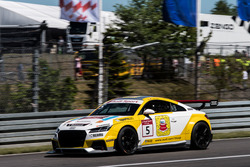 Audi Sport TT Cup, Nürburgring 2017, Fabienne Wohlwend
