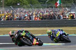 Johann Zarco, Monster Yamaha Tech 3, Valentino Rossi, Yamaha Factory Racing
