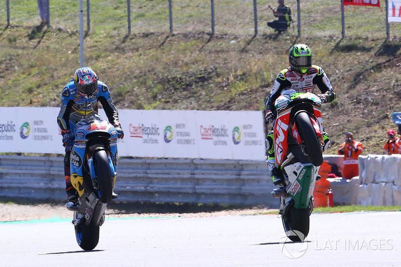 Джек Міллер, Estrella Galicia 0,0 Marc VDS, Кел Кратчлоу, Team LCR Honda