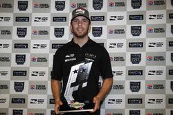 Rookie of the year Ed Jones, Dale Coyne Racing