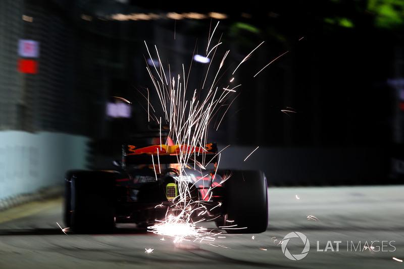 2. Макс Ферстаппен, Red Bull Racing RB13