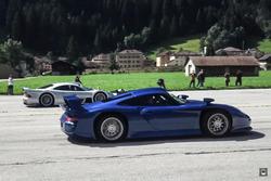 Duel Porsche/Mercedes
