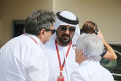 Pasquale Lattuneddu, FOM y Bernie Ecclestone