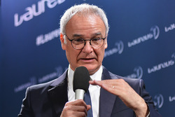 Manager Claudio Ranieri of Leicester City FC
