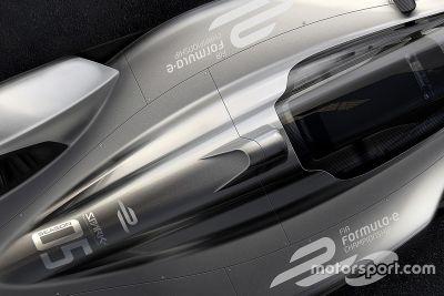 Formula E design concept
