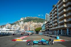 Nelsinho Piquet no ePrix de Mônaco