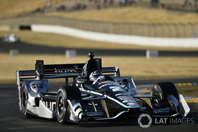 2017 IndyCar: Josef Newgarden, Team Penske, Dallara-Chevrolet