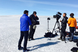 Marco Parroni und Formel E in Grönland