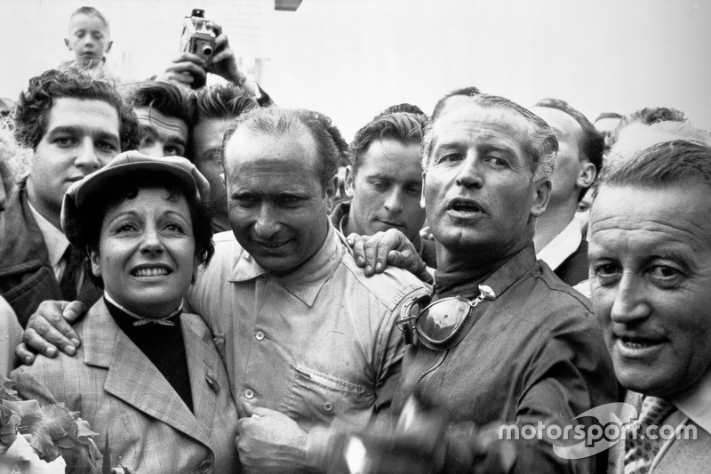 GP da França de 1954 – Vencedor: Juan Manuel Fangio