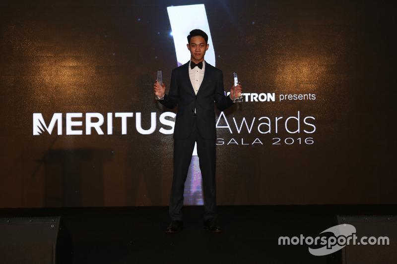 Peraih juara umum F4/SEA: Presley Martono (INA)