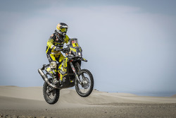 Стефан Свитко, Slovnaft Rally Team, KTM 450 Rally Replica (№9)