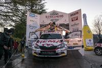Paolo e Tommaso Ciuffi, Skoda Fabia R5