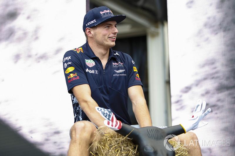 17. GP de Estados Unidos 2017: Max Verstappen (4º)