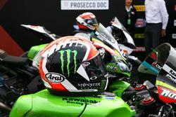 Jonathan Rea, Kawasaki Racing helm
