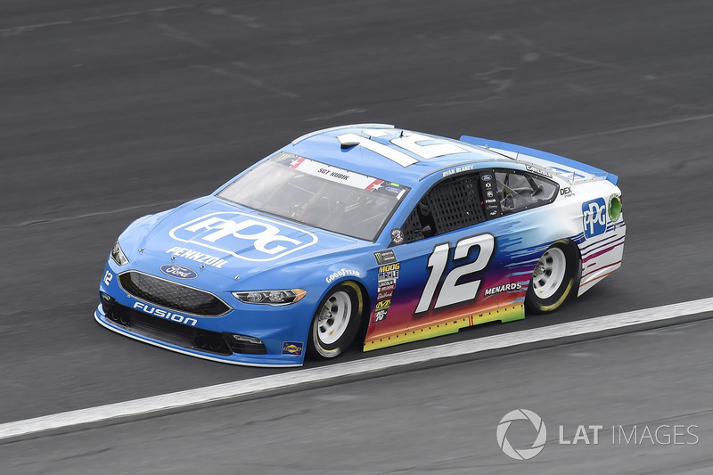 8. Ryan Blaney, Team Penske, Ford Fusion PPG