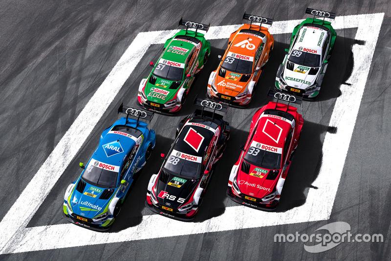Desain Audi Sport 2018