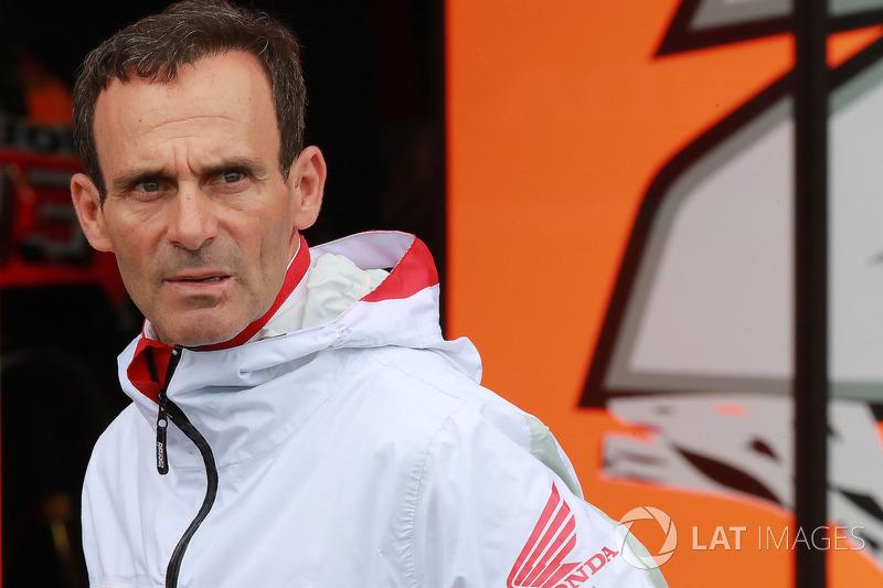 Alberto Puig, Repsol Honda director de equipo
