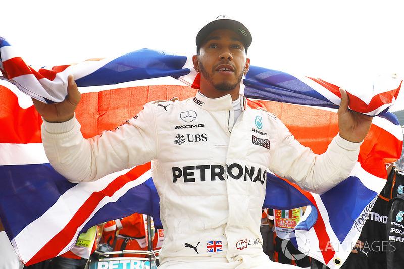 HAmilton tem agora os mesmos quatro campeonatos de Vettel e Alain Prost