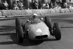 Maurice Trintignant, BRM P57