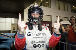 Ganador de la carrera Tom Chilton, Sébastien Loeb Racing, Citroën C-Elysée WTCC