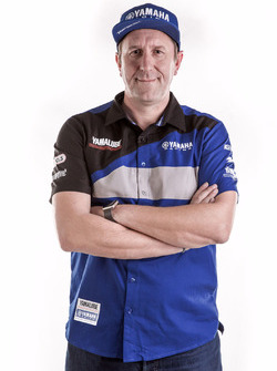 Руководитель Yamaha Official Rally Team Жозе Лелуа