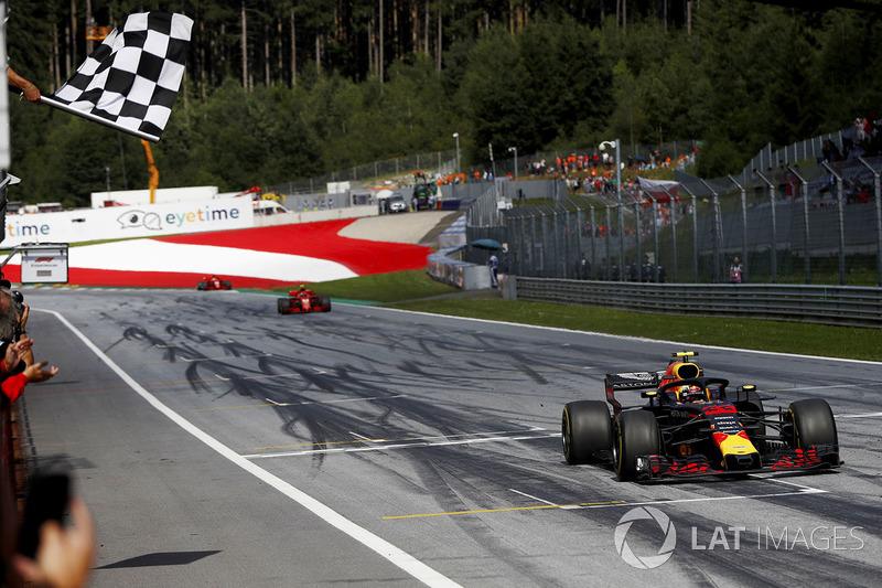GP de Austria: Max Verstappen