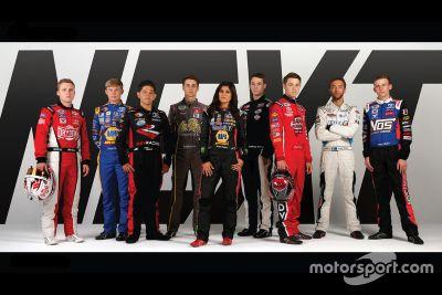 NASCAR Next Class de 2018