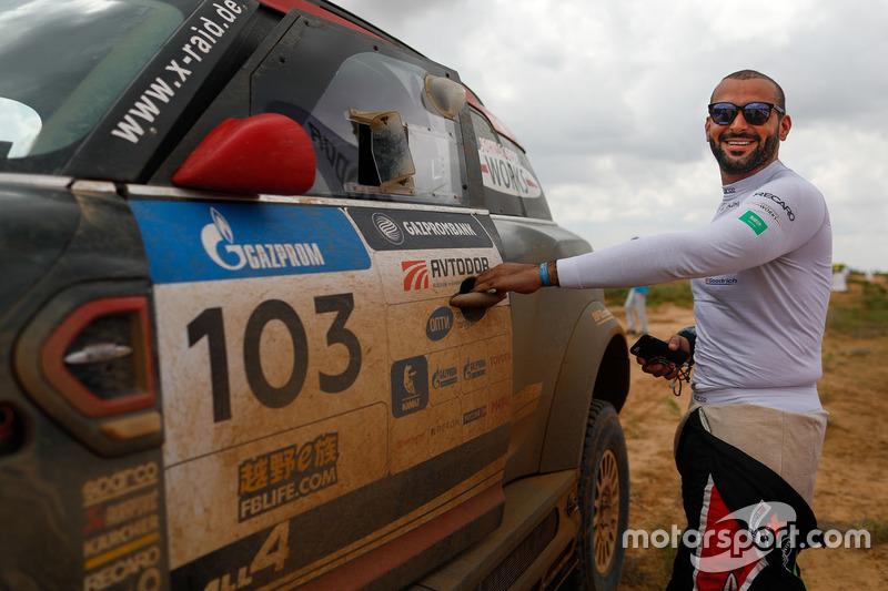 #103 X-Raid Team Mini: Yazeed Al Rajhi