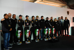 Lamborghini Super Trofeo World Final winners