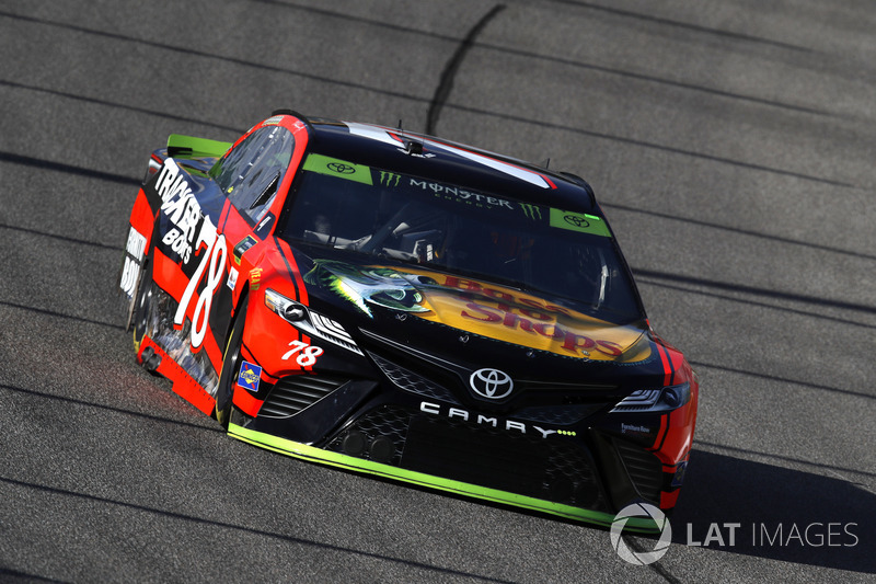 Мартин Труэкс, Furniture Row Racing Toyota