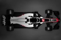 Livrea Haas F1 Team 2018