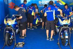 Bikes of Alex Rins, Team Suzuki MotoGP
