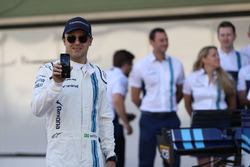 Felipe Massa, Williams, Williams takım resminde