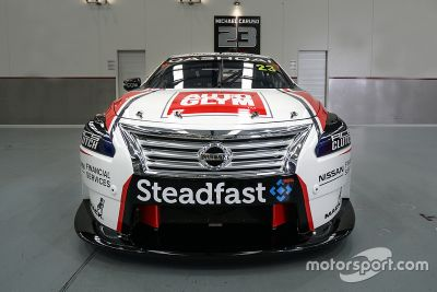 Nissan Motorsport livery reveal