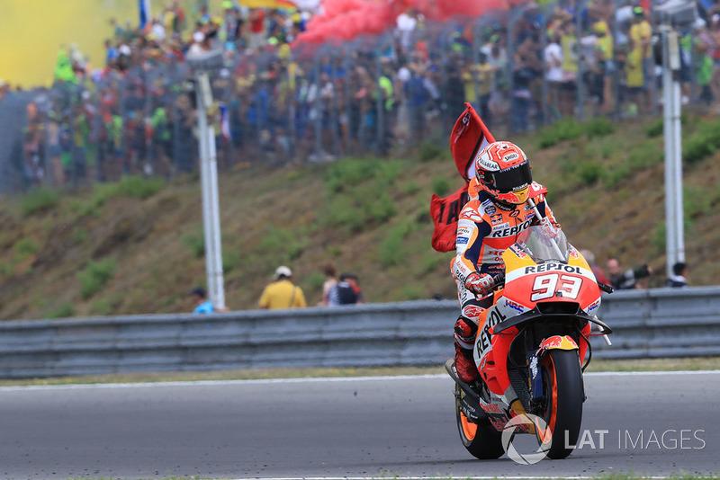 MotoGP Ceko: Finis ketiga