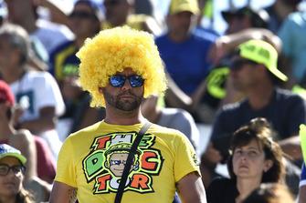 Fan of Valentino Rossi, Yamaha Factory Racing