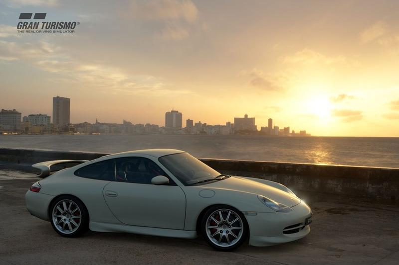 Porsche 911 GT3 (996) '01