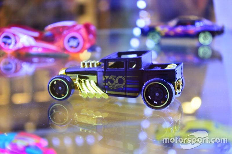 Diecast selebrasi Hot Wheels 50 tahun