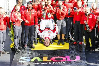 Победитель Себастьен Лёб, Citroën World Rally Team