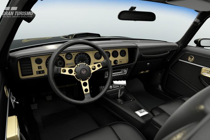 Pontiac Firebird Trans Am '78