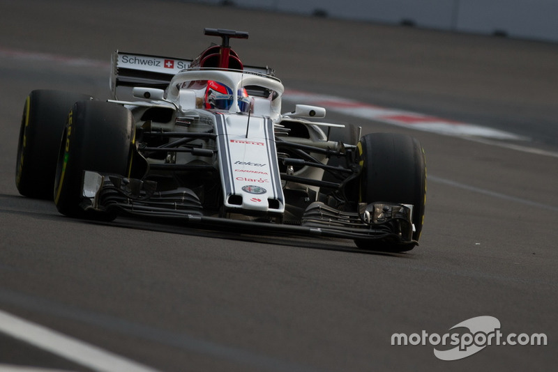 Татьяна Кальдерон, Alfa Romeo Sauber C37