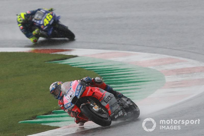 #19 GP de Valence - Victoire : Andrea Dovizioso