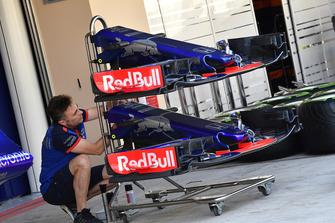 Scuderia Toro Rosso STR13, musetti