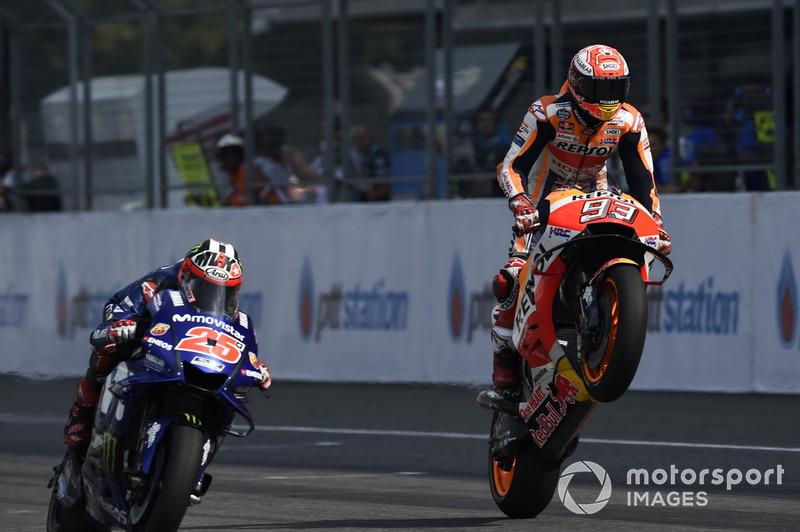 GP de Tailandia: Marc Márquez, Repsol Honda Team