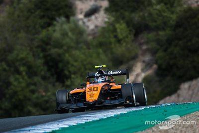 Testy Formuły 3