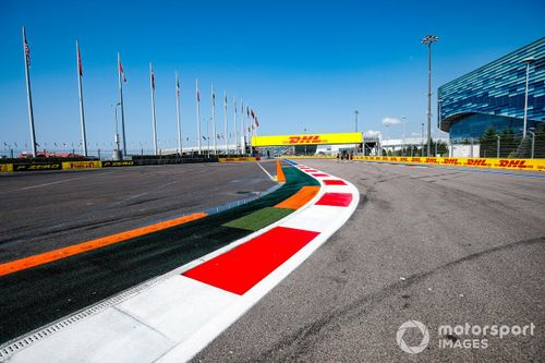 F1 Russian GP Live Commentary and Updates - FP1 and FP2