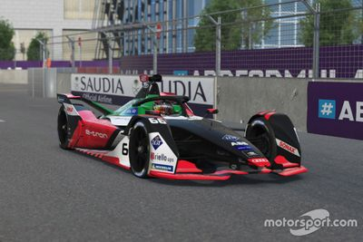 Formula E: Race at Home Challenge - Round 1